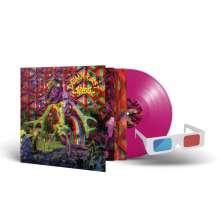 Domkraft: Seeds (Limited Edition) (Violett Vinyl) (+ 3D-Brille), LP