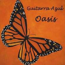 Guitarra Azul: Oasis, CD