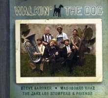 Steve Gardner: Walkin' The Dog, CD