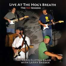 Chris Band Clifton: Red Sessions, CD
