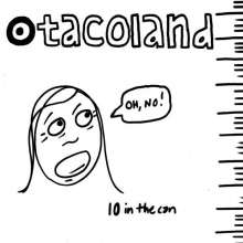 Tacoland: 10 In The Can, CD