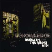 Knowledge: Beneath The Rising Sun, CD