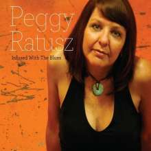 Peggy Ratusz: Infused With The Blues, CD