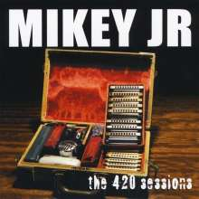 Mikey Junior: 420 Sessions, CD