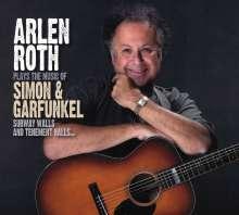 Arlen Roth: Plays The Music Of Simon & Garfunkel, CD