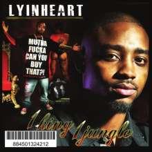 Lyinheart: 1 King 1 Jungle, CD