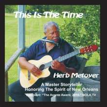 Herb Metoyer: This Is The Time, CD