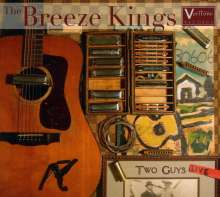 Breeze Kings: Two Guys Live, CD