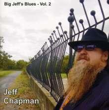 Jeff Chapman: Big Jeff´s Blues Vol.2, CD