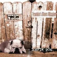 Frankie's Blues Mission: Sleepin' Dog, CD
