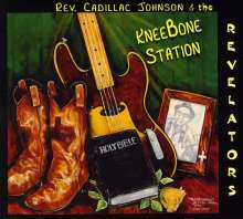 Cadillac Johnson: Kneebone Station, CD