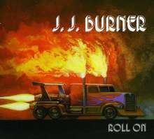 Jj Burner: Roll On, CD