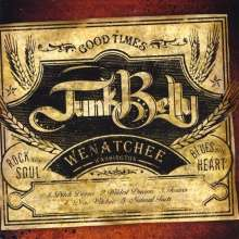 Junkbelly: Junkbelly, CD