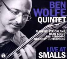 Ben Wolfe: Live At Smalls, CD