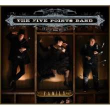 Five Points Band: Family, CD