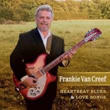 Creef,Frankie,Van: Heartbeat Blues & Love Songs, CD