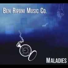 Ben Music Co. Ripani: Maladies, CD