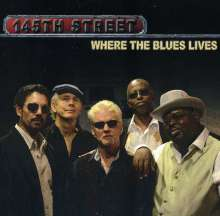 145th Street: Where The Blues Lives, CD