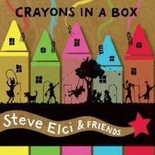 Steve Elci: Crayons In A Box, CD