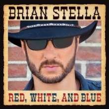 Brian Stella: Red White & Blue, CD