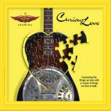 Redwing: Curious Love, CD