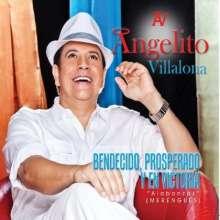 Angelito Villalona: Bendecido Prosperado Y En Victoria, CD