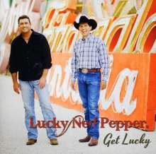 Lucky Ned Pepper: Get Lucky, CD