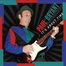 Paul Bryant: It's About Time, CD