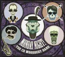 Cd Woodbury Band: Monday Night!, CD