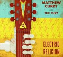 Matthew Curry: Electric Religion, CD