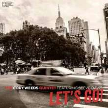 Cory Weeds: Let's Go, CD