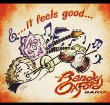 Randy Oxford: It Feels Good, CD