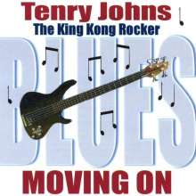 Tenry Johns: Movin On, CD