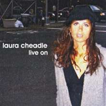 Laura Cheadle: Live On, CD