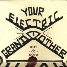 Your Electric Grand Mother: Atri De Novo, CD