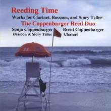Coppenbarger Reed Duo: Reeding Time, CD