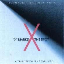 Bernadett Belinda York: X Marks The Spot, CD