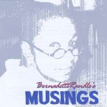 Bernadette Randle: Musings, CD