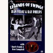 Jean Veloz & Phelps / Frank / Campbell: Lindy Hop-Legends Of Swing!, DVD