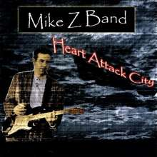 Mike Z Band: Heart Attack City, CD