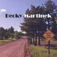 Becky Martinek: Adverse Road Conditions, CD