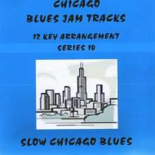 Matthews & Maz: Chicago Blues Jam Tracks Slow Chicago Blues, CD