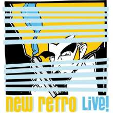 New Retro: New Retro Live!, CD