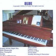J.A. Forster: Blue, CD