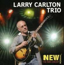 Larry Carlton (geb. 1948): Paris Concert (New Morning), CD