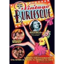 Miriam Nelson: Learn The Art Of Vintage Burlesque, DVD