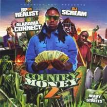 Bp Da Realest Of Alabama Conn: Country Money 2, CD