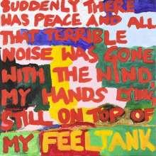 Axel Wolph: ...Feeltank!, CD