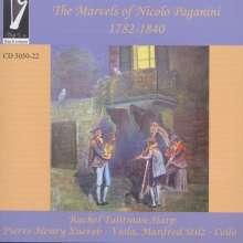 Rachel Talitman - The Marvels of Nicolo Paganini, CD