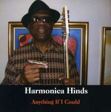 Harmonica Hinds: Anything If I Could, CD